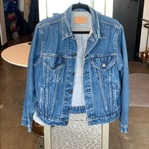 Levi's Denim Jacket Vintage M